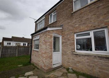 Thumbnail 4 bed semi-detached house for sale in Crawley Close, Corringham, Essex