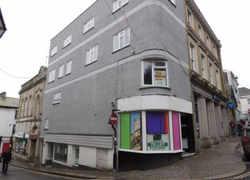 Thumbnail 1 bed flat to rent in Church Street, St Austell, Cornwall