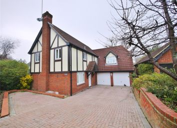 Thumbnail 4 bed detached house for sale in Larkin Close, Hutton, Brentwood, Essex