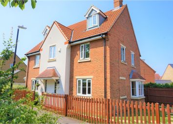 Thumbnail 5 bedroom detached house for sale in Lily Walk, Sittingbourne