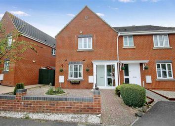 Thumbnail 3 bed end terrace house for sale in Maslin Row, Stratton, Wiltshire