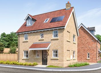 Thumbnail 3 bedroom town house for sale in Griston Road, Watton, Thetford