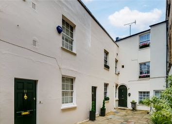 Thumbnail 2 bed mews house to rent in Ann's Close, Kinnerton Street, London
