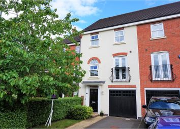 Thumbnail 4 bed town house for sale in Horton Drive, Stafford