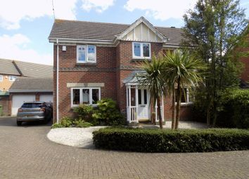 Thumbnail 4 bedroom detached house for sale in Bowles Road, Swindon