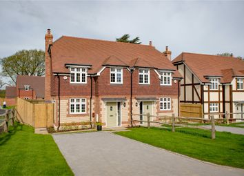 3 bed semi-detached house for sale in Eden Hall, Stick Hill, Edenbridge TN8