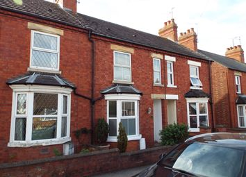 Thumbnail 2 bed terraced house to rent in Queens Road, Wollaston, Northamptonshire