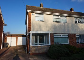 Thumbnail 3 bed semi-detached house for sale in Canning Road, Amington, Tamworth
