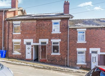 Thumbnail 2 bed terraced house for sale in Smith Street, Stoke-On-Trent