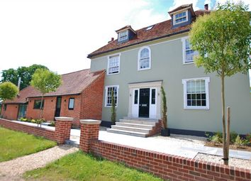 Thumbnail 5 bed detached house for sale in Tey Road, Coggeshall, Essex