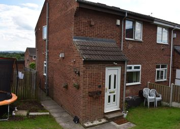 Thumbnail 1 bed flat for sale in Hazel Court, Wakefield