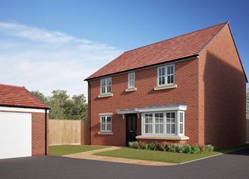 "Thumbnail 4 bed detached house for sale in ""The Pembroke"" at Southfield Lane, Tockwith, York"