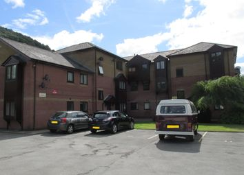 Thumbnail 2 bed flat to rent in Ebbw Court, Crosskeys, Risca