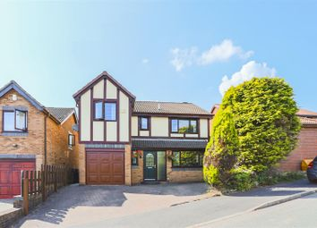 Thumbnail 4 bed property for sale in Vale Coppice, Ramsbottom, Bury
