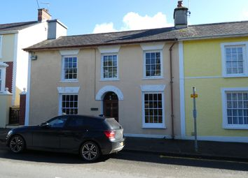 Thumbnail 4 bed town house for sale in 6 Princes Avenue, Aberaeron