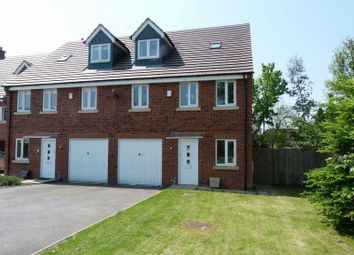 Thumbnail 4 bed end terrace house for sale in Parsons Mews, Kings Norton, Birmingham