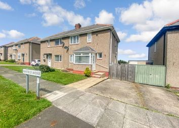 Thumbnail 2 bed semi-detached house for sale in Mayfield Avenue, Cramlington