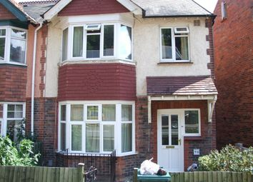 Thumbnail 8 bedroom shared accommodation to rent in Stanmer Park Road, Brighton