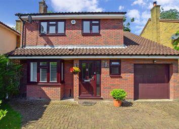 Thumbnail 4 bed detached house for sale in Millfield Road, West Kingsdown, Sevenoaks, Kent