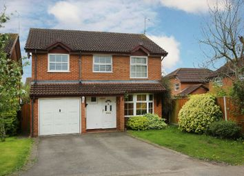 Thumbnail 4 bedroom detached house for sale in Firmstone Close, Lower Earley, Reading