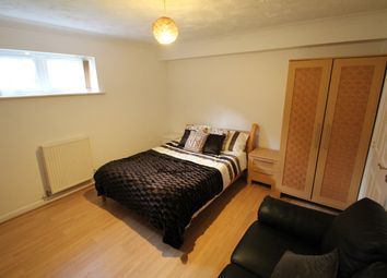 Thumbnail 1 bed detached house to rent in Cornwall Road, Leicester