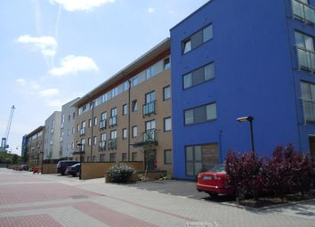 Thumbnail 2 bed flat to rent in Watersmeet, St Mary`S Island, Chatham, Kent