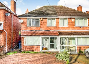 3 bed semi-detached house for sale in Monsal Road, Great Barr, Birmingham B42