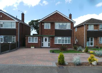 Thumbnail 3 bed detached house to rent in Dunholme Road, Gainsborough