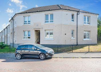 Thumbnail Flat for sale in Kiloran Street, Thornliebank, Glasgow