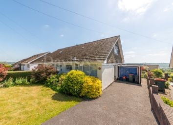 Thumbnail 3 bed semi-detached bungalow for sale in Anthony Drive, Caerleon, Newport.