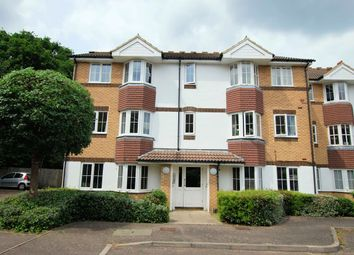 Thumbnail 2 bed flat for sale in Goddard Close, Crawley