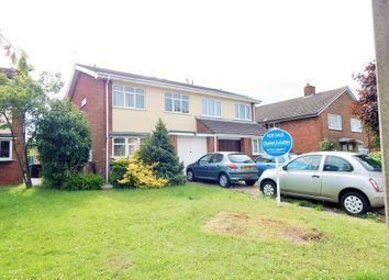Thumbnail 3 bed semi-detached house for sale in Cedar Road, Burntwood