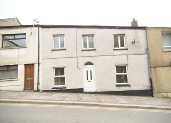 Thumbnail 4 bed terraced house for sale in Morgan Street, Tredegar
