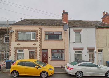 Thumbnail 2 bed terraced house to rent in Highfield Street, Earl Shilton, Leicester