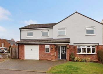 Thumbnail 5 bed detached house for sale in Hargrave Avenue, Needham Market, Ipswich