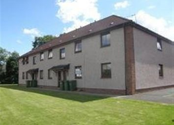 Thumbnail 2 bed flat to rent in Old Glasgow Road, Uddingston, Glasgow