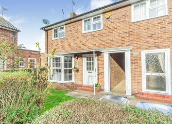 Thumbnail 3 bed end terrace house for sale in Ingles, Welwyn Garden City
