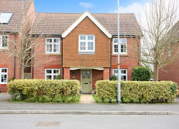 Thumbnail 4 bed detached house for sale in Leigh Woods Lane, Devizes