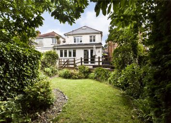 Thumbnail 3 bed detached house for sale in Queens Road, Lower Parkstone, Poole