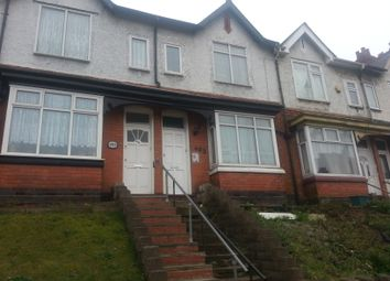Thumbnail 2 bed terraced house to rent in Warwick Road, Birmingham