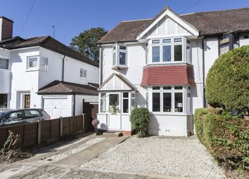 Thumbnail 4 bedroom end terrace house for sale in Harman Avenue, Woodford Green