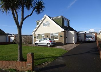 Thumbnail 4 bed detached bungalow for sale in Sandpiper Road, Rest Bay, Pothcawl
