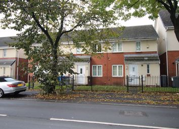 Thumbnail 4 bed town house to rent in Vale Park Industrial Estate, Hazelbottom Road, Manchester