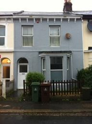 Thumbnail 5 bed town house to rent in Bayswater Road, Near Babbage, Plymouth