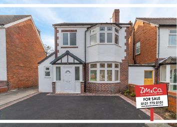 3 bed detached house for sale in Delamere Road, Hall Green, Birmingham B28