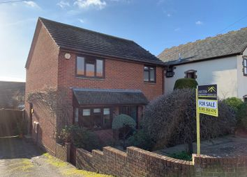 Thumbnail 4 bed detached house for sale in East Street, Chickerell, Weymouth