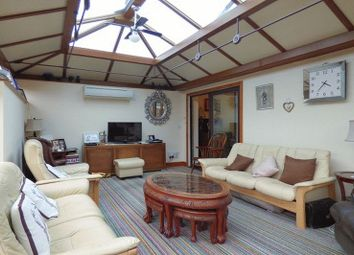 Thumbnail 2 bed detached bungalow for sale in Ebdon Road, Weston-Super-Mare