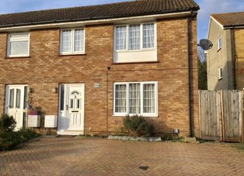 Thumbnail 3 bed semi-detached house to rent in Rosemary Court, Court Lodge Road, Horley