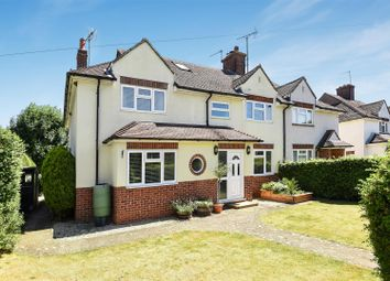 Thumbnail 4 bed semi-detached house for sale in St. Johns Close, Fyfield, Abingdon