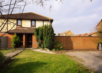 Thumbnail 1 bedroom semi-detached house for sale in Churchfields, Shoeburyness, Southend-On-Sea